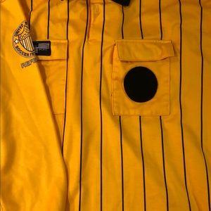 official sports international Shirts - Men's long sleeve referee shirt